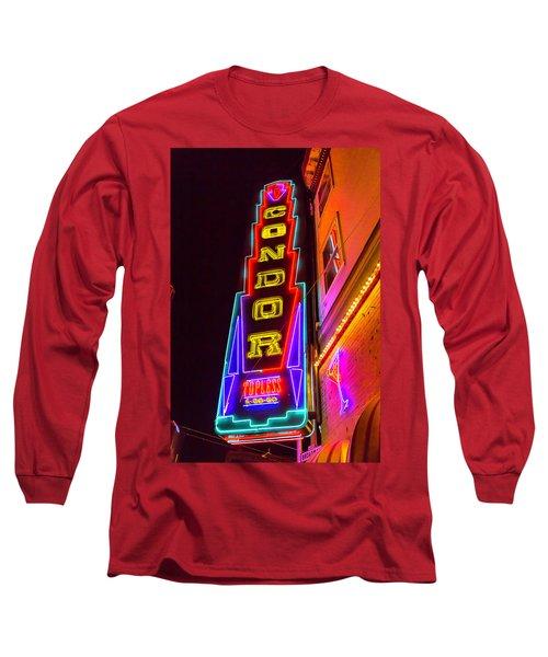 Neon Condor San Francisco Long Sleeve T-Shirt