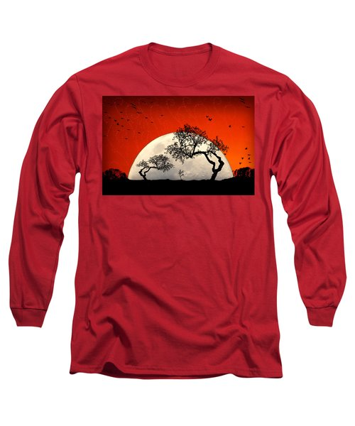 New Growth New Hope Long Sleeve T-Shirt by Holly Kempe