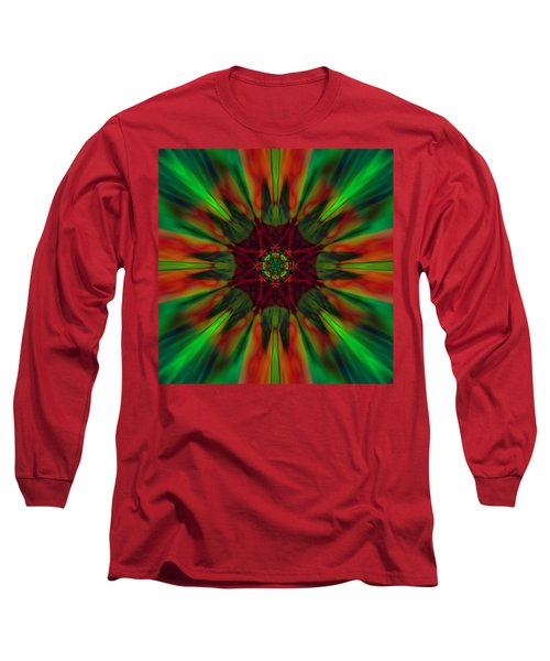 New Life Ablaze Long Sleeve T-Shirt