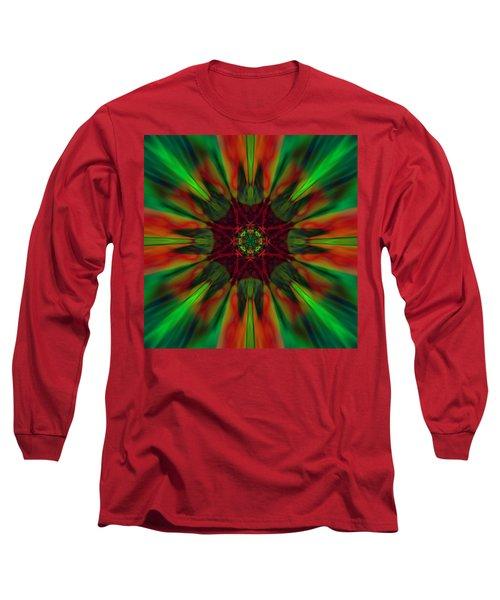 New Life Ablaze Long Sleeve T-Shirt