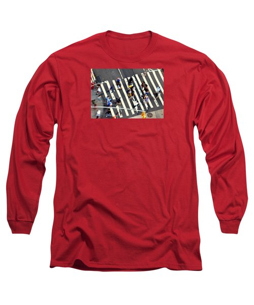 New York Minute Long Sleeve T-Shirt