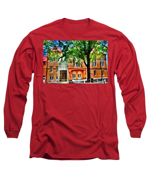 Newberry Opera House Long Sleeve T-Shirt