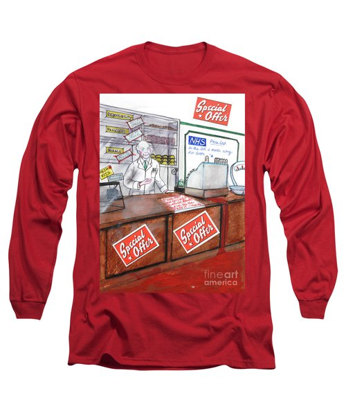 NHS Long Sleeve T-Shirt