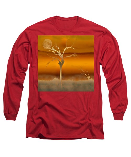 Night Shades Long Sleeve T-Shirt by Holly Kempe