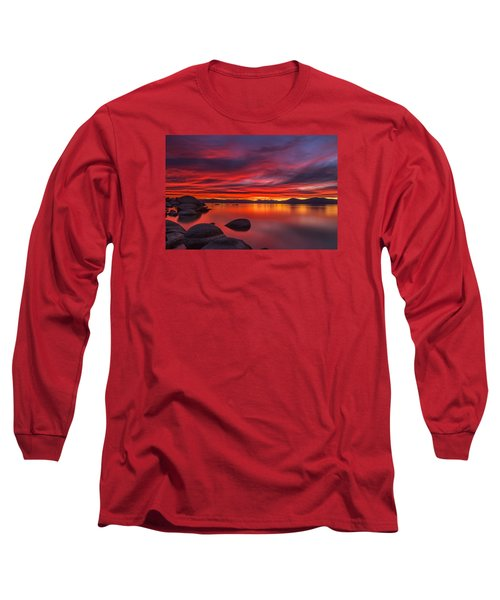 Nightfall Long Sleeve T-Shirt by Marc Crumpler