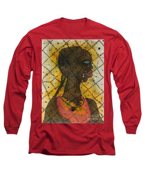 No Woman, No Cry Long Sleeve T-Shirt