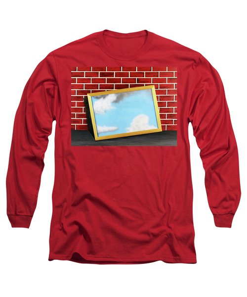 Nobody Noticed Part II Long Sleeve T-Shirt by Thomas Blood