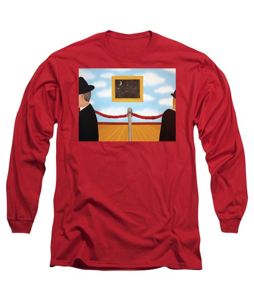 Nobody Noticed Long Sleeve T-Shirt