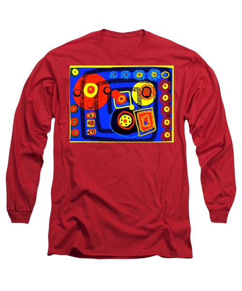 Notes To Music For Luciano Pavarotti Long Sleeve T-Shirt