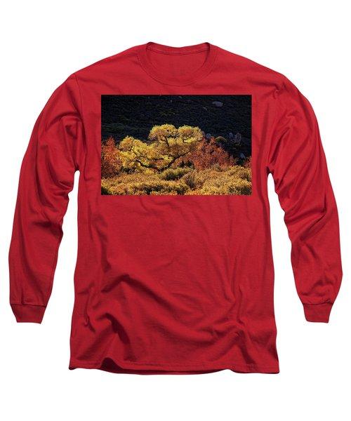 November In Arizona Long Sleeve T-Shirt