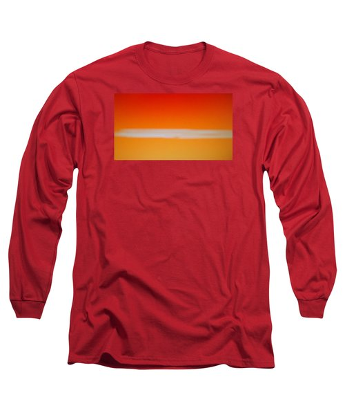 Nuclear Sunrise Long Sleeve T-Shirt
