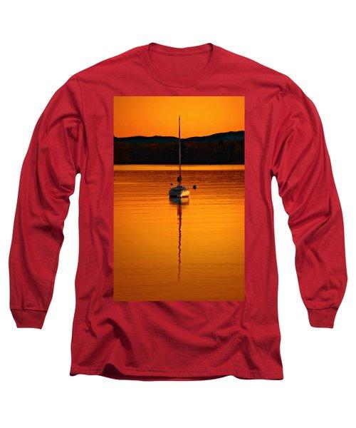 Nuclear Sunset Long Sleeve T-Shirt