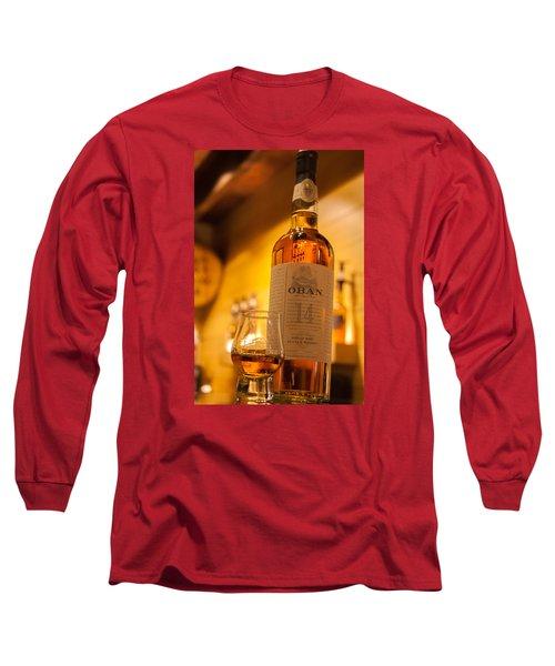 Oban Whisky Long Sleeve T-Shirt