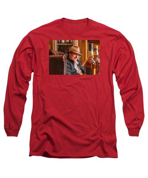 Oban Whisky Shop Long Sleeve T-Shirt