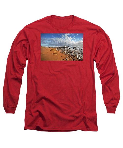 Ocean View Long Sleeve T-Shirt by Robert Och