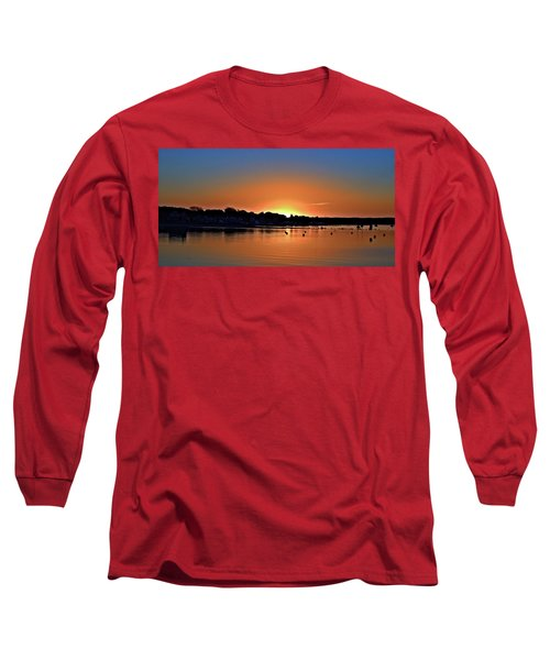 October Morning Long Sleeve T-Shirt