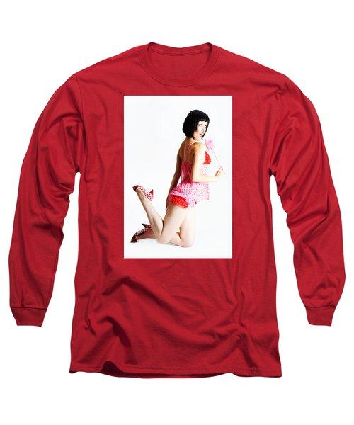 Ok But Say Please Long Sleeve T-Shirt