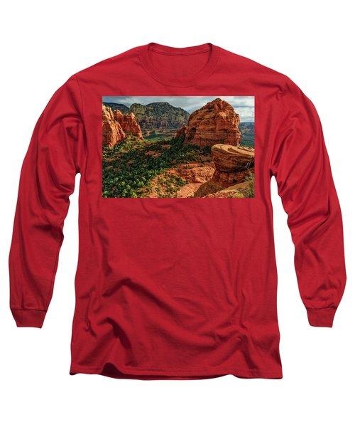 Olaf 06-32 Long Sleeve T-Shirt