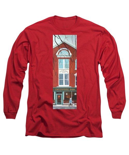 Old City Hall Long Sleeve T-Shirt