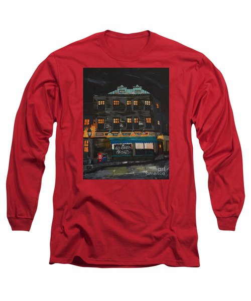 Old Colony Running Events Long Sleeve T-Shirt
