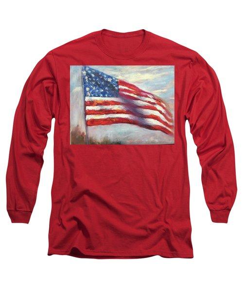 Old Glory Vi Long Sleeve T-Shirt