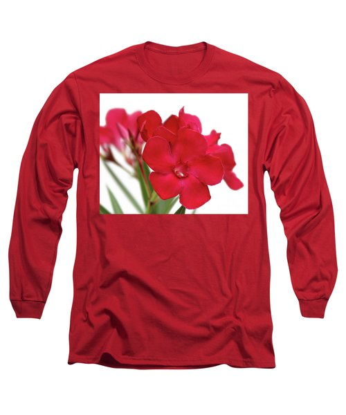 Oleander Emile Sahut 1 Long Sleeve T-Shirt