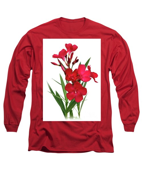 Oleander Emile Sahut 2 Long Sleeve T-Shirt