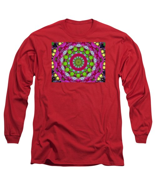 Olive Plate Long Sleeve T-Shirt