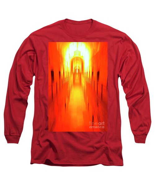 Long Sleeve T-Shirt featuring the photograph On The Way To Death Row by Paul W Faust - Impressions of Light