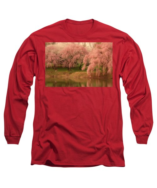 One Spring Day - Holmdel Park Long Sleeve T-Shirt
