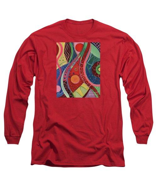 Onward Upward Long Sleeve T-Shirt