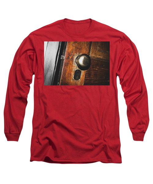 Open To The Past Long Sleeve T-Shirt