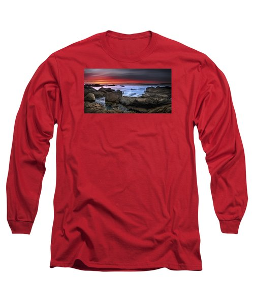 Opposites Attract Long Sleeve T-Shirt by John Chivers