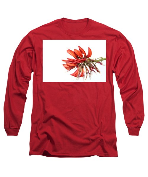 Long Sleeve T-Shirt featuring the photograph Orange Clover IIi by Stephen Mitchell