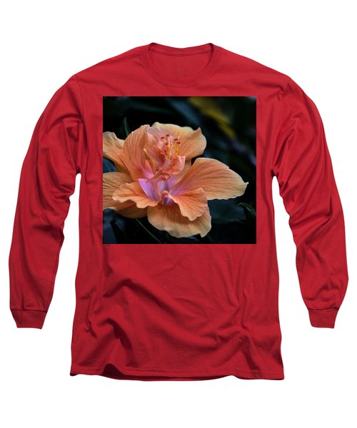 Orangecicle Long Sleeve T-Shirt by Robert McCubbin