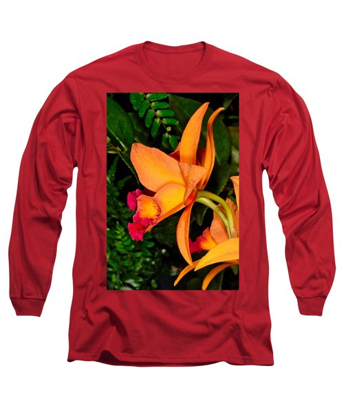 Orchid 355 Long Sleeve T-Shirt