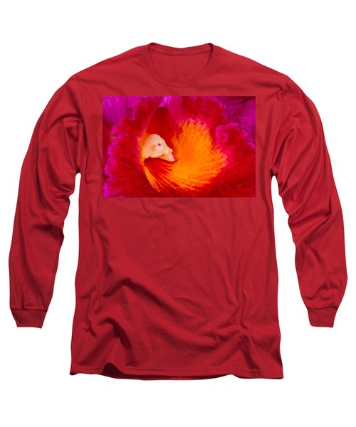 Orchid Vortex 458 Long Sleeve T-Shirt