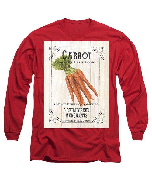 Organic Seed Packet 2 Long Sleeve T-Shirt