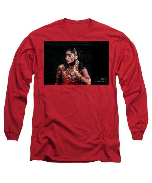 Orient Meets Baroque Long Sleeve T-Shirt