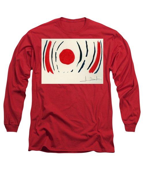 Oriental Sun Long Sleeve T-Shirt