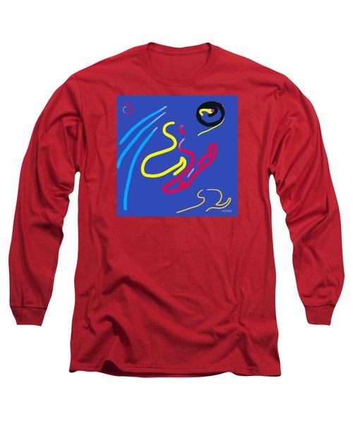 Origins Long Sleeve T-Shirt by Robert Henne