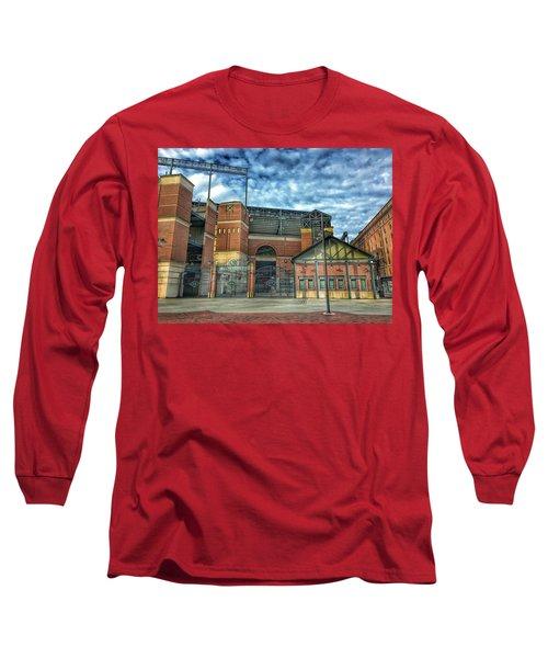 Oriole Park At Camden Yards Gate Long Sleeve T-Shirt