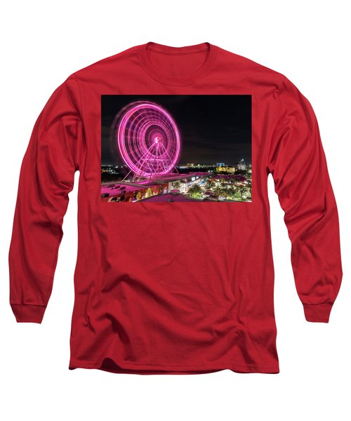 Orlando Eye Long Sleeve T-Shirt