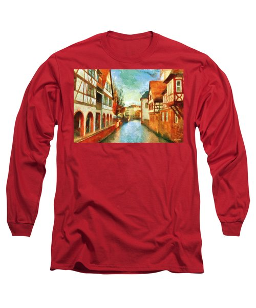 Ortschaft Long Sleeve T-Shirt