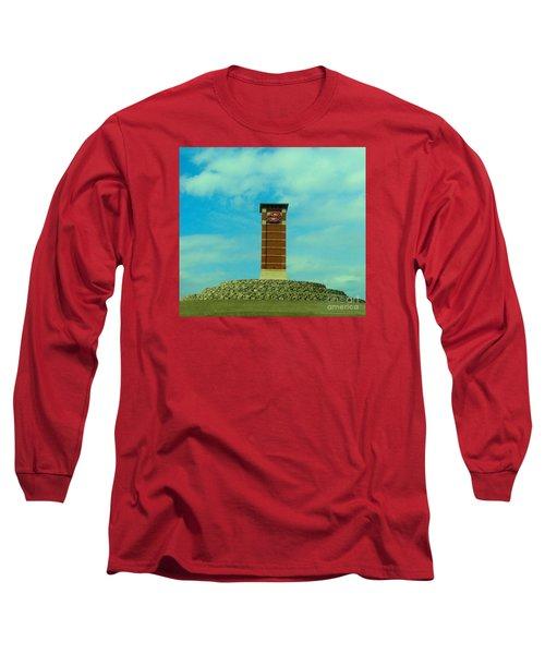 Oklahoma State University Gateway To Osu Tulsa Campus Long Sleeve T-Shirt