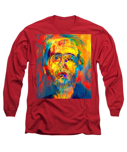 Oswald Long Sleeve T-Shirt by Jim Vance