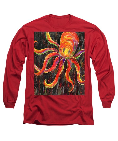 Otis The Octopus Long Sleeve T-Shirt