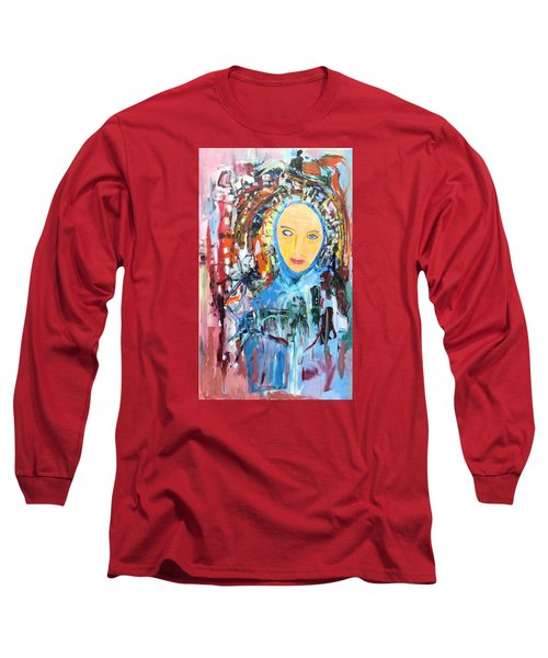 Our Lady Of The Left Eye Long Sleeve T-Shirt