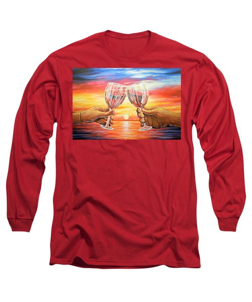 Our Sunset Long Sleeve T-Shirt