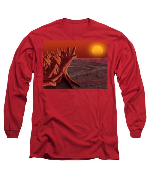 Out Of Hand Long Sleeve T-Shirt